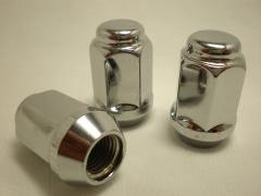 Nut with long skirt 12x1,5 L35 key 19 (411445ET)