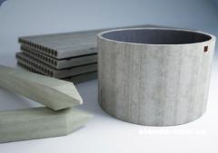 Железобетонные и бетонные изделия для жилищного и промышленного строительства