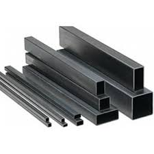 Pipe welded profile rectangular and square section