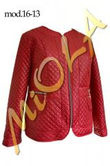 Пиджак стеганный, 16-13