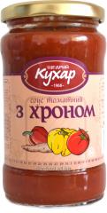 Tomato sauce with horse-radish