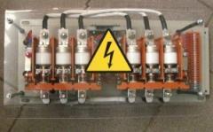 Реверсивный вакуумный контактор КВТн-160/1,14-Р