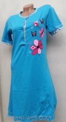 Night dress female butterfly Code: 0016