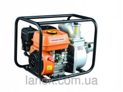 Motor-pump of 1000 l/min, 28 m, 3 inches (76 mm)