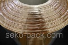 Film thermoshrinkable PVC 15 of micron x 350 mm x