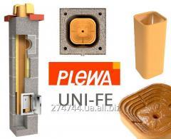 Ceramic flue of PLEWA UNI FE