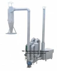 Dryer aerodynamic SAD-0.4-0.8 models