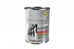 Primer anticorrosive Fazenda of gray 0,9 kg