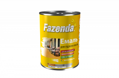 Alkyd enamel for a floor of PF-266 of Fazenda
