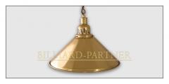 Лампа бильярдная Lux Gold