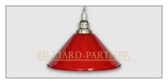 Лампа бильярдная Lux Red