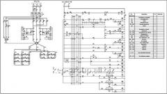 Панель управления КC-160М