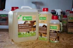 Защита от плесени и насекомых ЕкоЗАП-27 АЗ 0.5 л