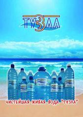 Вода бутылированная