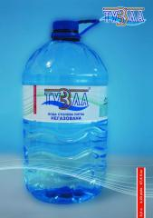 Питьевая вода, бутылированная