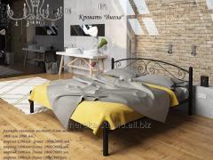 Кровать металлическая Виола