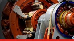 Колектори і контактні кільця для електричних