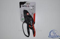 Yato секатор с храповым механизмом 200мм YT-8808