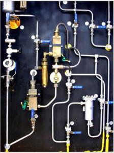 Комплексы одоризации газа типа КСОГ