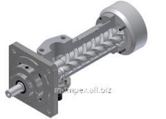 Screw hydraulic pump of SEIM