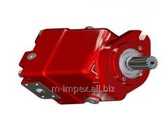 Aksiaolno-porshnevoy hydraulic pump M+S Hydraulic