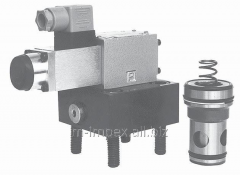 The built-in Ponar urzs25x valve