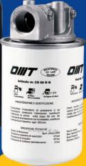 Cartridge OMT filter