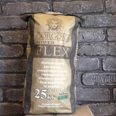 Mix adhesive for bonding of Gorgona, 25 kg
