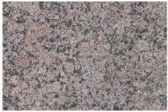 Plates from a natural stone, granite