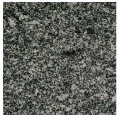 Plates granite polished