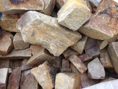 Kam_n butovy quartzite of s_ro-chervoniya