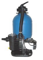 Filtering tank of ProAqua 320