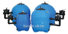 Filtering tank from mm fiber glass EU-15 650