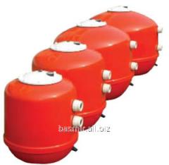 Filtering tank from mm CR-800 800 fiber glass