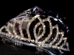 Diadem for a New Year's holiday and not only