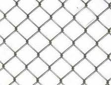 Expanded metal mesh-exhaust