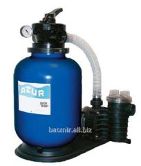 Filtering tank of Azur 660