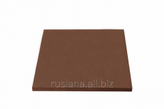 Tile floor for machine-building shops and shops on