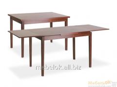 Стол раскладной Жанет  80 110/140 x70