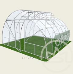 Greenhouse farmer Mitlaydera of 6 meters width