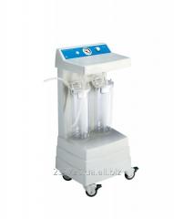 Aspirator surgical stationary HERSILL EUROVAC-50