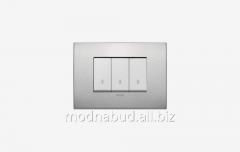 Vimar Alu-tech Classic switch