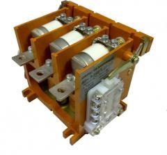 Contactor vacuum low-voltage KVN 3-160/1,14-2,0.