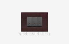 Vimar Wood Classic switch
