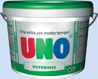 Paint front acrylic UNO ESTERNO
