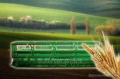 ZhZS-6 harvester