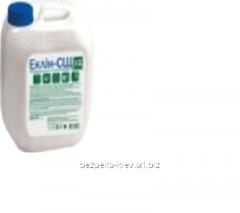 Highly alkaline detergent, Eklin-SShch