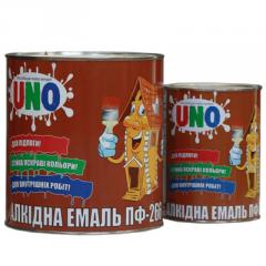 PF-266 paint alkidny UNO (for a floor) 2,8 kg.