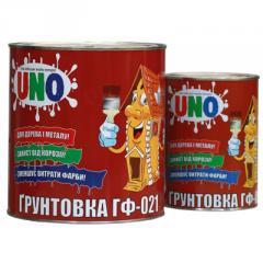 Primer alkidny GF-021 UNO (0,9 kg.)