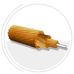 Провода медные неизолированные гибкие марок МГ, МГЭ